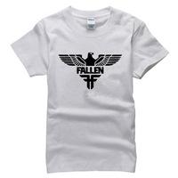 summer famous new brand fashion fallen eagle skateboard streetwear cotton man t-shirt  tops & tees short sleeve casual t shirt