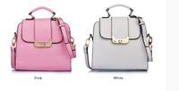 Genuine leather women's handbag 2014 shoulder bag handbag messenger bag fashion handbag women's cowhide small bags Free shipping