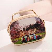 2014 summer women handbag messenger bag  small bag mini bag