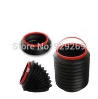 Free shipping multi-use retractable water bottle / folding fishing plastic bucket / barrel compression vehicle storage bucket