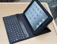 Wireless Bluetooth keyboard & leather case for 7 inch ~ 8 inch tablet PC