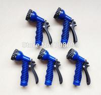Free Shipping    5pcs/lot Expandable Garden Hose Sprayer Gun / Garden Sprayer Gun