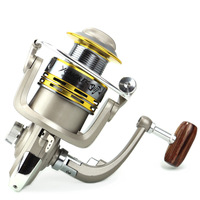 New fishing reels fly reel Metal Spool.Maximum locking force 5kg Centrifugal droplets round.Japan NM quality bearings GS2000 6BB