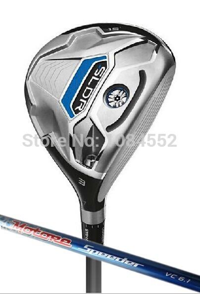 клюшка для гольфа 2014 SLDR 15 * 19 * Fujikura Motore VC 6.1 Headcovers EMS клюшка для гольфа 2014 sldr 15 19 bb5r headcovers ems