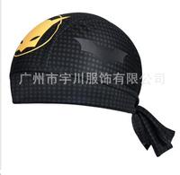 CHEJI Batman Black Pirate turban cycling turban sunscreen sweat bicycle personality scarf