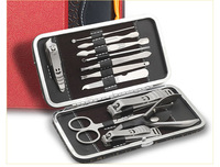 Manicure set nail care set all-round nail scissors manicure tool manicure kit 12pcs/set
