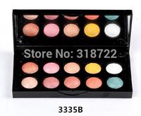 New Moonshadow Baked Palette In The Nude Cosmetics makeup 10 Color Mirror Eyeshadow Palette Eye Shadow Makeup Eyeshadow suite