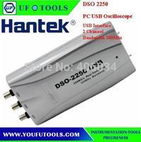 Hantek DSO-2250 PC USB Oscilloscopes 250MS/s, 100MHz Bandwidth 2 Channel