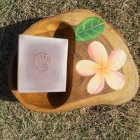 Comfrey milk Hazelnut  facail bath soap bactericidal anti-inflammatory remove acne pox handmade soap 70g