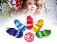 NEW 2014 Summer child sandal kids cute summer shoes girls boy sandals