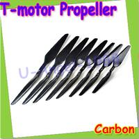 4pcs/lot  T-Motor Carbon Fiber Propeller  8055,9055,1055,1155,1255,1355,1455,1555 3K For Tiger Motor Quadcopter +Free shipping