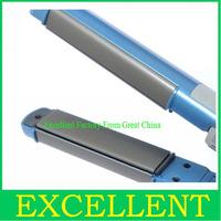 "Free Shipping (NO BOX) Professional Prancha Chapinha Nano Titanium 1"" U Styler Hair Straightening Flat Iron Bivolt"