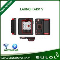 [Legal Distributor]2014 New Launch X431 V Wifi Bluetooth professional diagnostic tool update online X 431 V  X-431 V