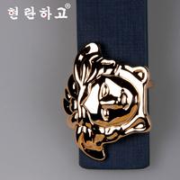 Top fashion brand PU leather women/men waist straps classic casual style lady/gentlemen belts special design alloy buckle belts