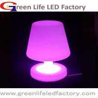Free shipping table lamps led,led table lights lights ideal for party, home,coffee house,event