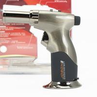 COHIBA Black Spray Gun Style Jet Torch Flame Cigar Cigarette Welding Lighter