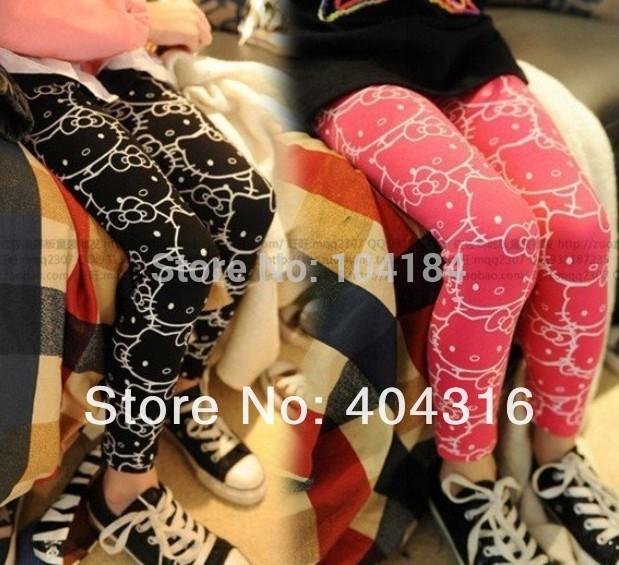 все цены на Леггинсы для девочек New 5pcs /,   100-110-120-130-140 онлайн