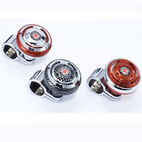 New Stainless Steel Bearing Ball Car Steering Wheel Booster Car Spinner Knob 3 Colors Free Shipping