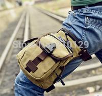 New sale 2014 High Quality Waist Packs Outdoor Sports Belt Bag leg bags cool man travel bags man messenger bag