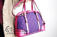 2014 New Purple Fashion Women Designer Handbags High Quality Women Messenger Bags Shoulder Bags for Woman