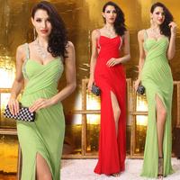 Lan kwai fong 2014 sexy slim bridal formal dress evening dress 2396