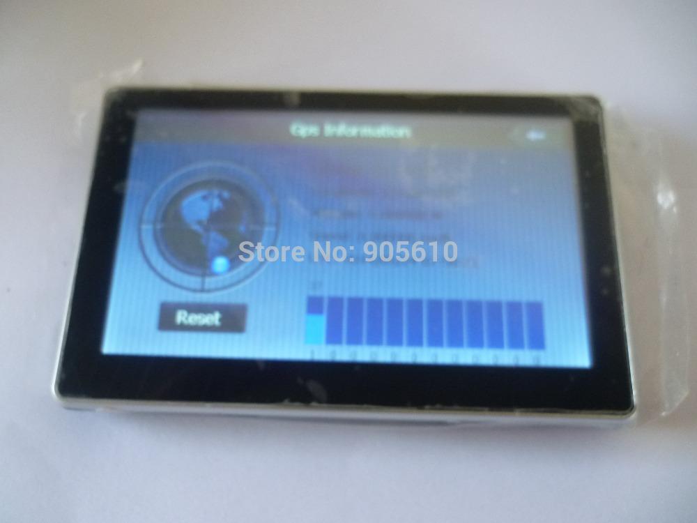 8GB 5 inch Car GPS Navigator 800MHZ FM/DDR128M WITH Navitel Russia/Kazakhstan Russian\Czech\Hebrew\Bulgarian\Polish\Spanish(Hong Kong)