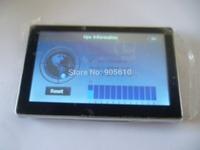 8GB 5 inch Car GPS Navigator 800MHZ FM/DDR128M WITH Navitel Russia/Kazakhstan Russian\Czech\Hebrew\Bulgarian\Polish\Spanish