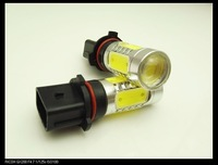 1 x p13w 7.5W High Power LED Lamp car Fog Head Bulb auto Vehicles parking Turn Signal Reverse Tail Daytime Running Lights White