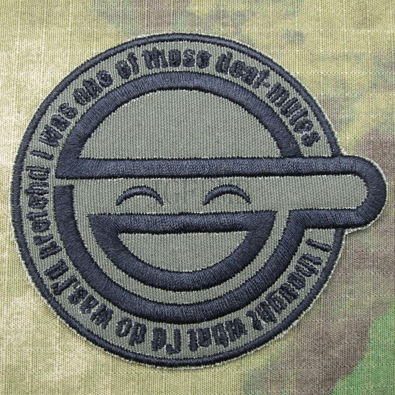 laughing man tattoo - photo #9