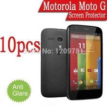 10pcs Smart Phone AndroidMotorola MotoG Screen Protector,Matte Anti-Glare LCD Protective Film ForMoto G.LCD Guard Case Film