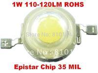 1000pieces/lot 1W LED Module ,LED light, LED beads,110-120LM LED Light source,Taiwan Epistar Chip 35MIL.