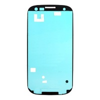 100pcs/lot Original sticker 3M Adhesive for Samsung galaxy S3 i9300 i9305 Digitizer LCD assembly Frame Cover