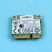 Free Shipping New BCM94322HM8L 504664-001 Broadcom Half Mini PCI-E Wireless Card