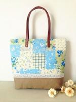 Macaron fresh fluid colorant match lace one shoulder handbag handmade large cloth women's handbag