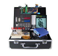 Free Shipping-New starter tattoo kit with MINI power supply kit tattooing Beauty art
