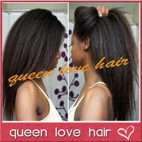 "Best Quality!Brazilian Light Yaki Full Lace Wig 150 Density 12""-26"" Glueless Italian Yaki Human Hair Wigs for African Americans"