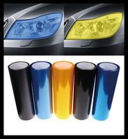 VW Volkswagen polo bora Passat CC A1 4 6 Q 3 5 6 30cm x200cm Auto Car Light Headlight Taillight Tint Vinyl Film Sticker