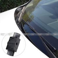 "For BMW E90/E91 3-SERIES 2006 2007 2008 2009 24""+19"" Frameless Steel Rubber Rain Window Windshield Wiper Blade-CA01760"