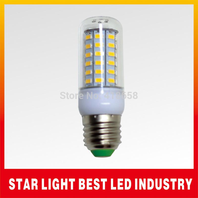 2pcs/lot Ultra bright E27 5730 LED Warm white/ white 220v New arrival SMD 5730 18W E27 base LED bulb lamp, 56 leds,Book light(China (Mainland))