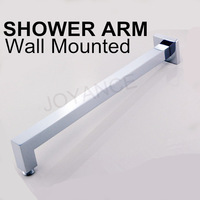 "100% Brass Wall Mounted Shower Arm Bathroom Accessories Length 40cm Water Pipe 1/2""(DN15) JNC-AB40"