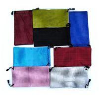 Manufacturers selling sunglasses bag, spectacles cloth bag, glasses bag,200PCS/ABG