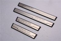 2014 NEW ! High quality  stainless steel  OEM(ORIGINAL)  Door Sill Plate for TOYOTA 2013~2014 RAV4