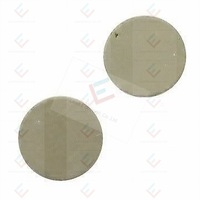 DHL Freeshipping  Circle Iron Metal Piece for Home Button  for iPod Touch 2nd  50pcs/lot