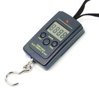 Free Shipping 40kg 88Lb 1410oz Digital Handy Scales Luggage Fishing-PY