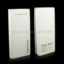 Universal 36000mah External Backup Battery Power Bank Charger with 3 USB Output LED Flashlight(China (Mainland))