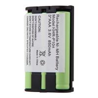 3PCS/LOT Rechargeable NI-MH 3.6V 850mAh Home Phone Battery Cordless Phone Battery for Panasonic HHR-P104 HHR-P104A/1B Type 29