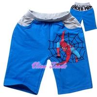 3-8Y SPIDER MAN CHILDREN CLOTHING/PANTS - VPS05-61088SB