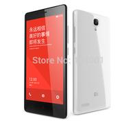 "Xiaomi hongmi note 4G FDD LTE redmi note red rice note Qualcomm MSM8928 1.6GHz WCDMA Mobile phone 5.5"" 2GB 8GB 13MP W"