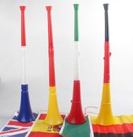 """60cm 24"""" Good Quality World cup Stadium Fan Horn Collapsible Grenade Horn Vuvuzela Hockey Soccer Football Noise Maker Brand Gift"""