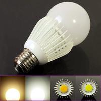 Led Lamp E27 220V  7w 10w  Bulb E 27 360 Degree White Warm White Energy Saving Lighting Brand Wholesale Lot
